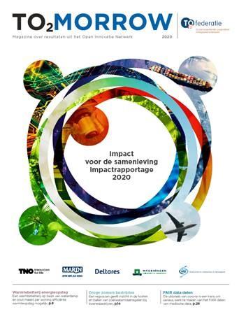 Impactrapportage: TO2MORROW TO2-instellingen lanceren jaarlijkse Impactrapportage met speciaal coronakatern